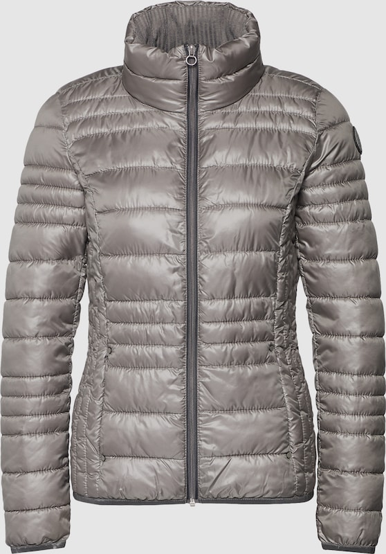 S.Oliver rot rot rot LABEL Jacke in silbergrau  Mode neue Kleidung 067597