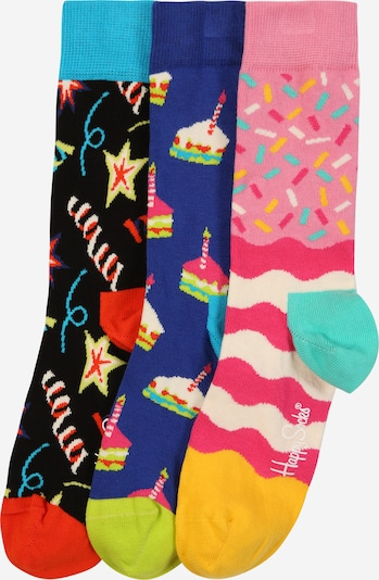 Happy Socks Socken 'Happy Birthday Cake' in mischfarben, Produktansicht