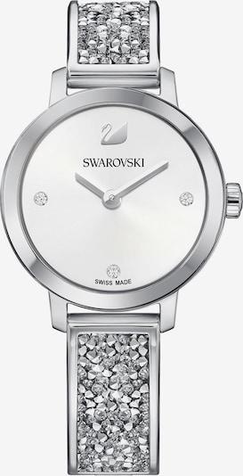 Swarovski Uhr in silber / weiß, Produktansicht
