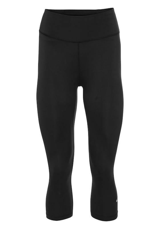 NIKE Tights 'NIKE ONE  TIGHT CAPRI' in schwarz, Produktansicht
