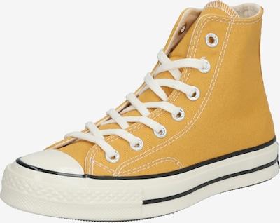 CONVERSE Baskets hautes 'Chuck 70 - Hi' en jaune, Vue avec produit