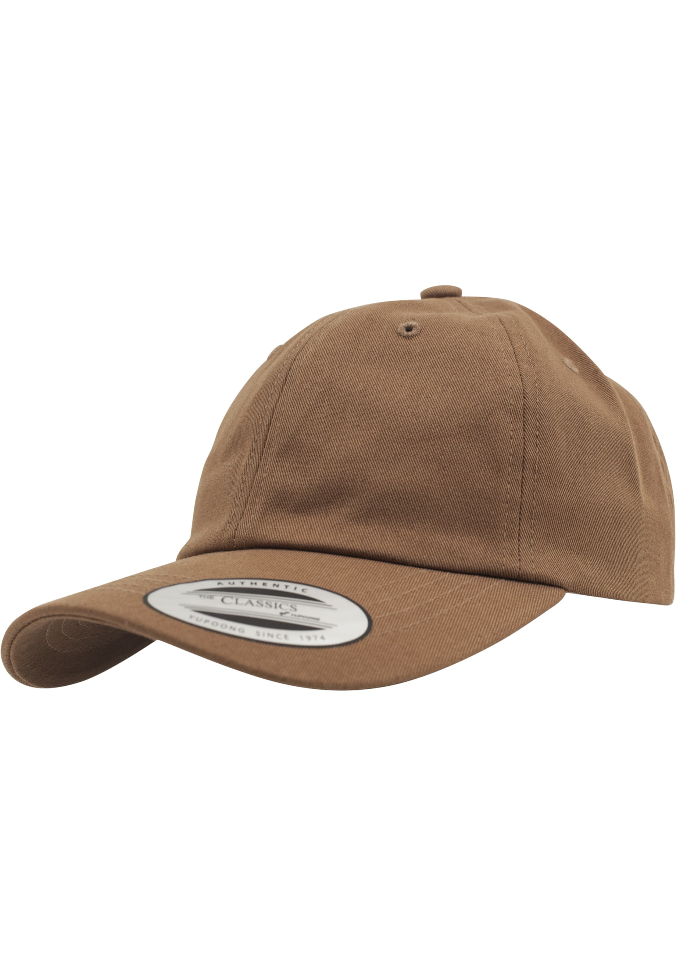 Braun Profile Low In Flexfit Dadcap tsdCQBrohx