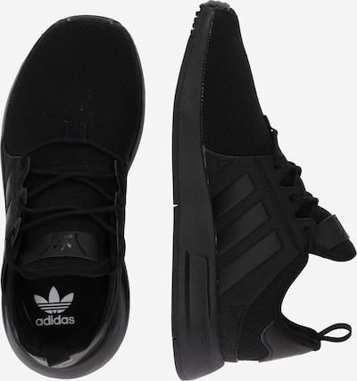 ADIDAS ORIGINALS Sneaker 'X_PLR J' in schwarz: Seitenansicht