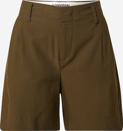 DRYKORN Plisované nohavice 'ASSET' - hnedé, Produkt