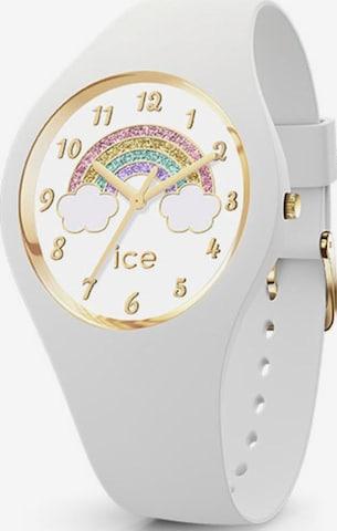 ICE WATCH Uhr in Weiß
