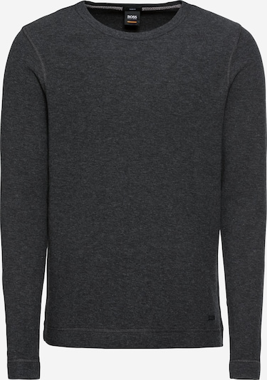 BOSS Casual Pullover 'Tempest 10214364 01' in anthrazit, Produktansicht