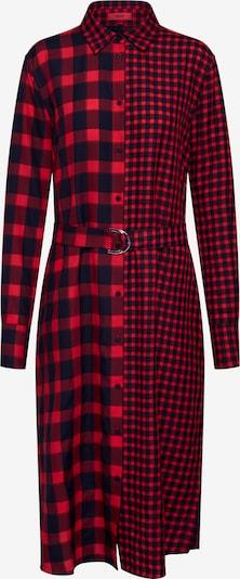 HUGO Kleid 'Evantis' in rot / schwarz, Produktansicht