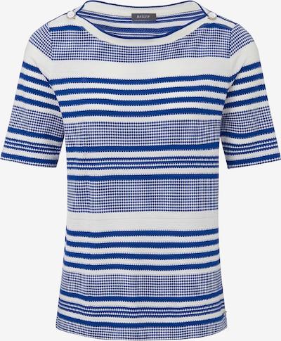 Basler Shirt in blau / hellblau / weiß, Produktansicht
