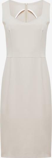 DREIMASTER Kleid in beige, Produktansicht