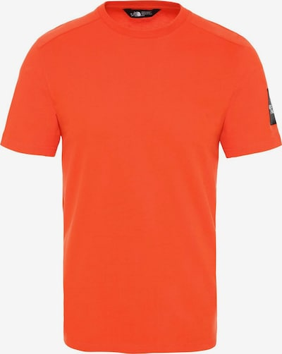 THE NORTH FACE T-Shirt ' Fine 2 ' in orange, Produktansicht