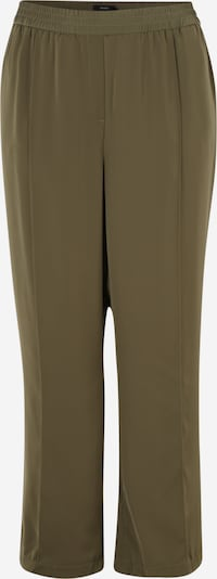 Pantaloni 'VMKARINA' Vero Moda Curve pe oliv, Vizualizare produs