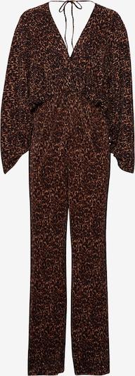 Bardot Overalls 'LEOPARD' in braun, Produktansicht