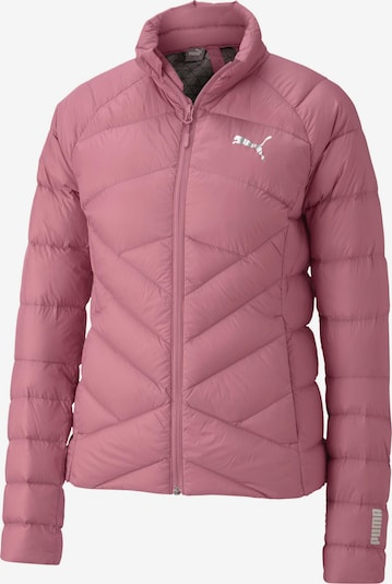 PUMA Outdoorjacke 'Warm Pack Lite HD600' in pink, Produktansicht