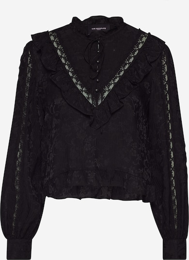 The Kooples Bluse 'TOP' in schwarz, Produktansicht