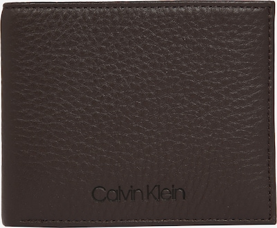 Portofel Calvin Klein pe maro, Vizualizare produs