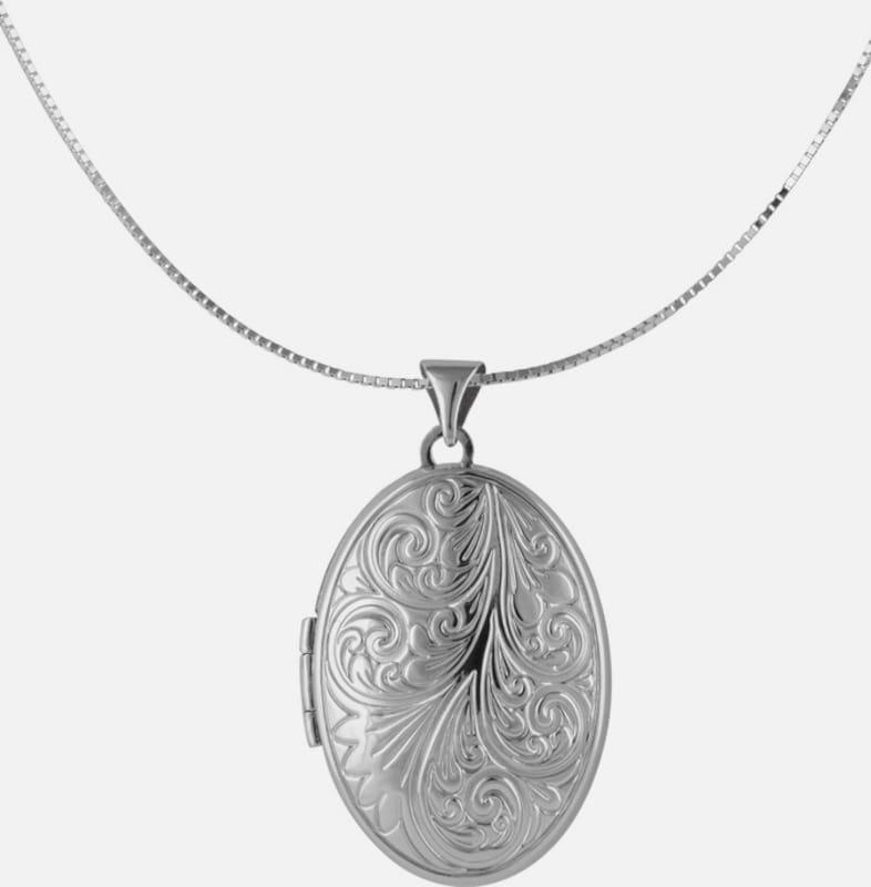 FIRETTI Halskette »Medaillon« in Venezianerkettengliederung