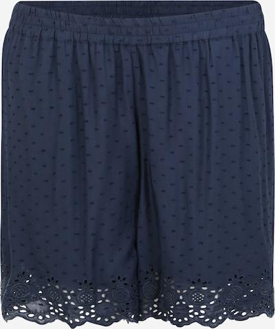 Zizzi Shorts 'VAMELIA' in nachtblau, Produktansicht