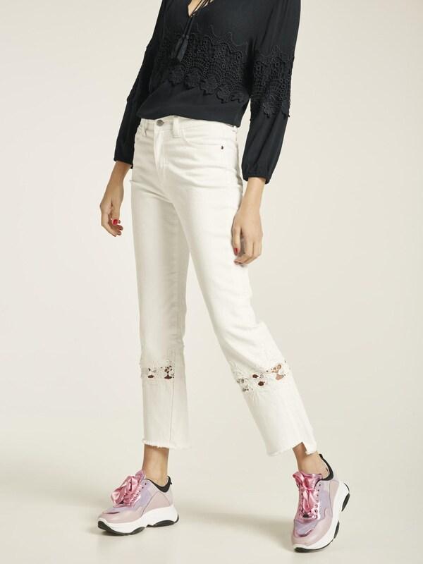Bootcut Jeans (weiß) für Frauen online kaufen | ABOUT YOU