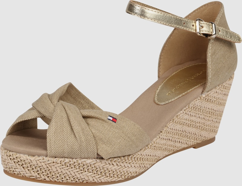 Hilfiger Strappy Sandals Iconic Elba