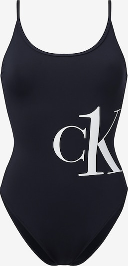 Calvin Klein Swimsuit in black / white, Item view