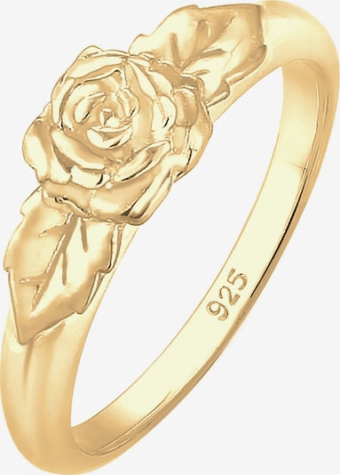 ELLI Prsten 'Rose, Vintage' u zlatna, Pregled proizvoda