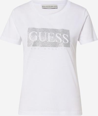 GUESS Shirt in weiß, Produktansicht