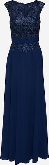 LUXUAR Abendkleid in nachtblau, Produktansicht