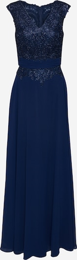 LUXUAR Avondjurk in de kleur Nachtblauw, Productweergave