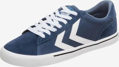Hummel Sneaker 'Nile' in violettblau / weiß, Produktansicht