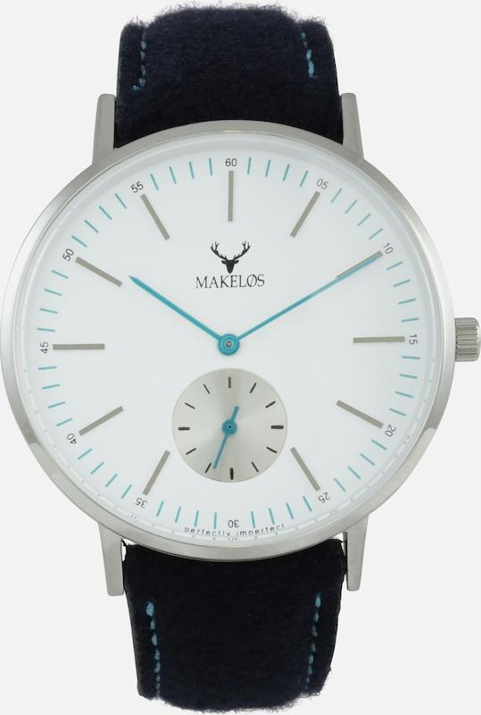 MAKELØS Armbanduhr mit Filzband