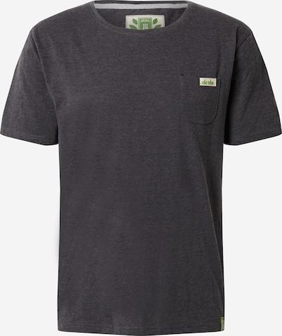 Derbe Shirt 'Gideon' in dunkelgrau, Produktansicht