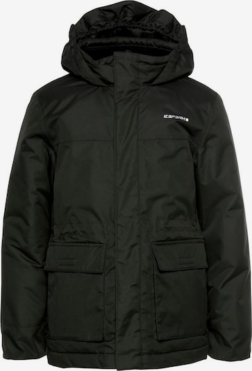 ICEPEAK Parka 'Kenner' in schwarz, Produktansicht