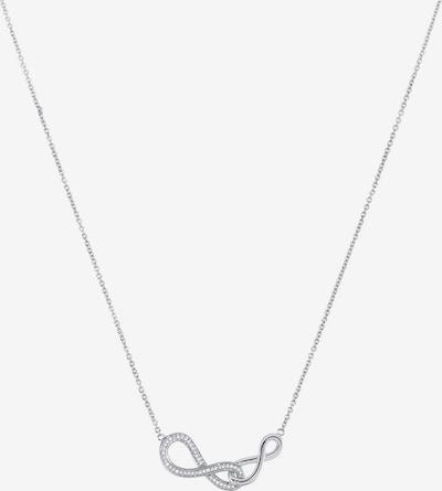 C-Collection Halskette in silber, Produktansicht