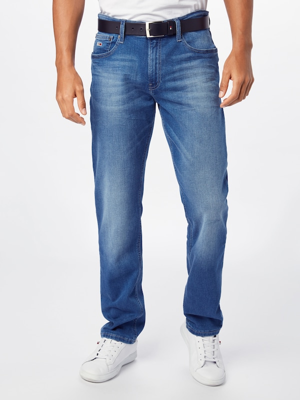 Tommy Jeans Jeans 'ORIGINAL RYAN' in blue denim, Modelansicht