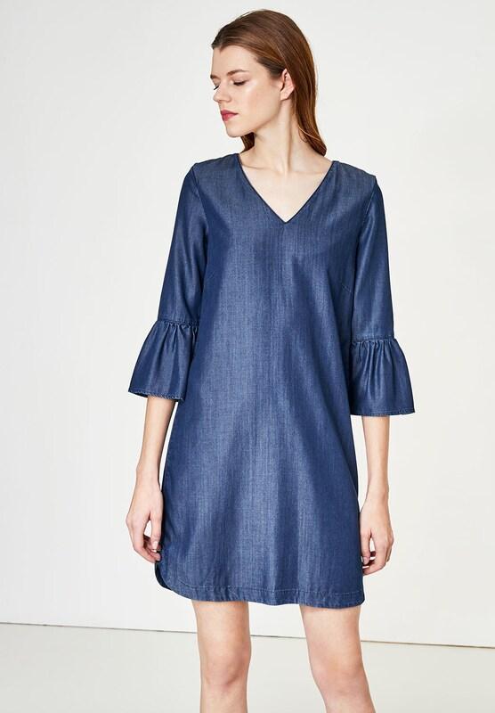 HALLHUBER Jeanskleid in blau | ABOUT YOU