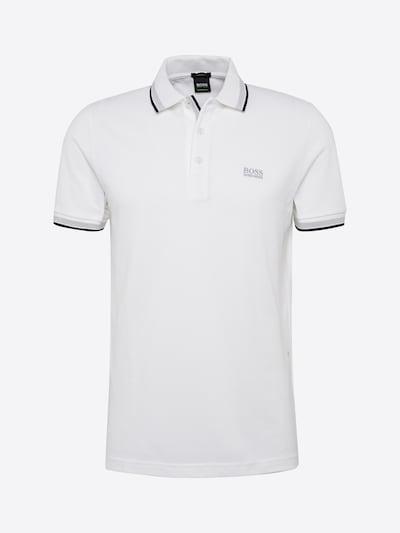 BOSS Poloshirt 'Paddy' in weiß, Produktansicht