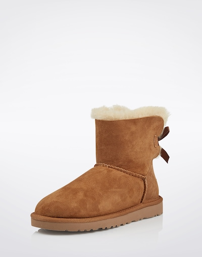 UGG Boots 'Bailey' in hellbraun: Frontalansicht