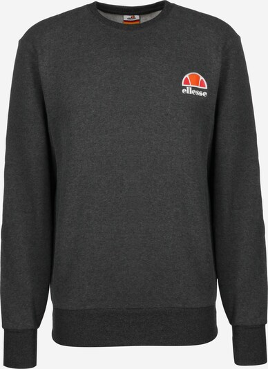 ELLESSE Sweater ' Diveria Crew ' in Graumeliert | ABOUT YOU