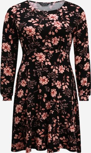 Dorothy Perkins Curve Jurk in de kleur Rosa / Zwart, Productweergave