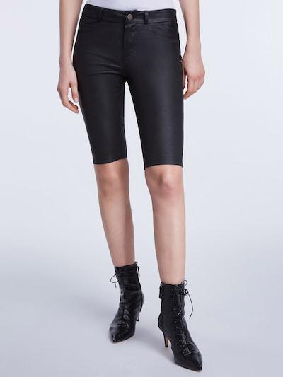 SET Kalhoty - černá, Model/ka