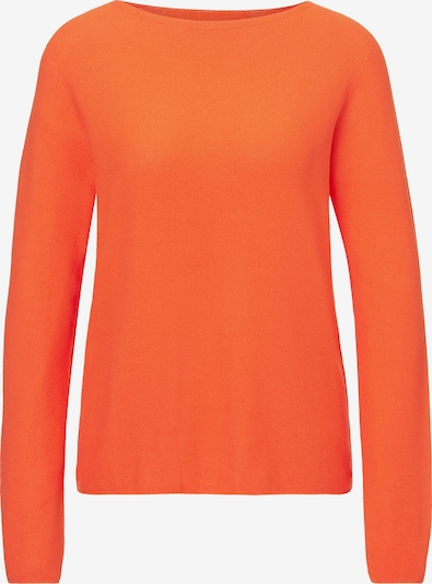 Marc O'Polo Strickpullover in neonorange, Produktansicht