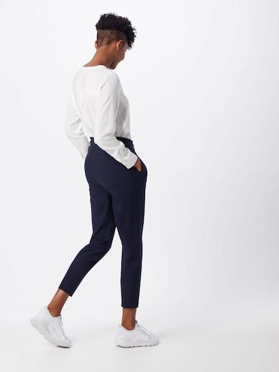 ONLY Lockere Hose in nachtblau: Rückansicht