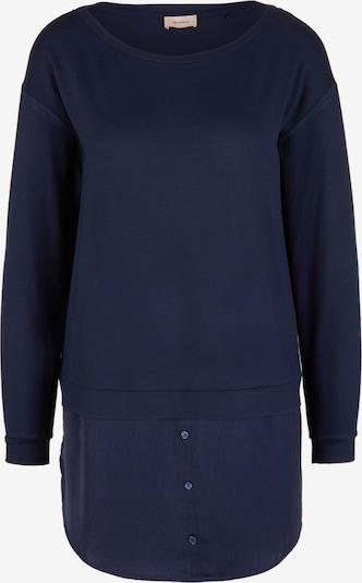 TRIANGLE Shirt in nachtblau, Produktansicht