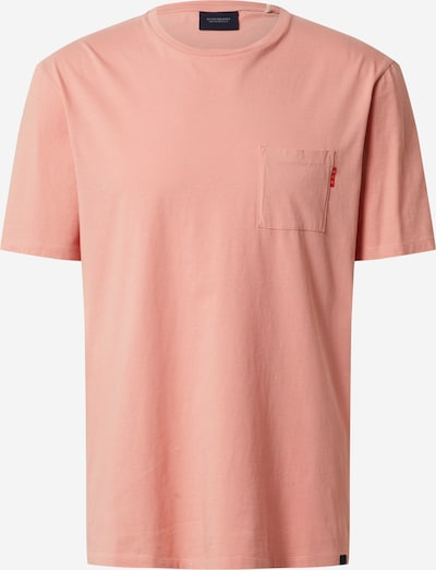 SCOTCH & SODA T-Shirt en rose: Vue de face