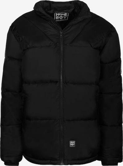 HOMEBOY Winterjacke ' Saddler Ark ' in schwarz, Produktansicht