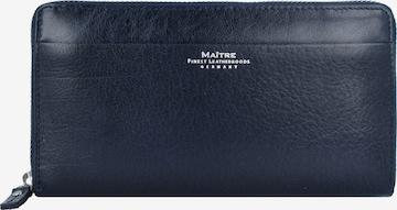 Maître Geldbörse 'Dietrun' in Blau