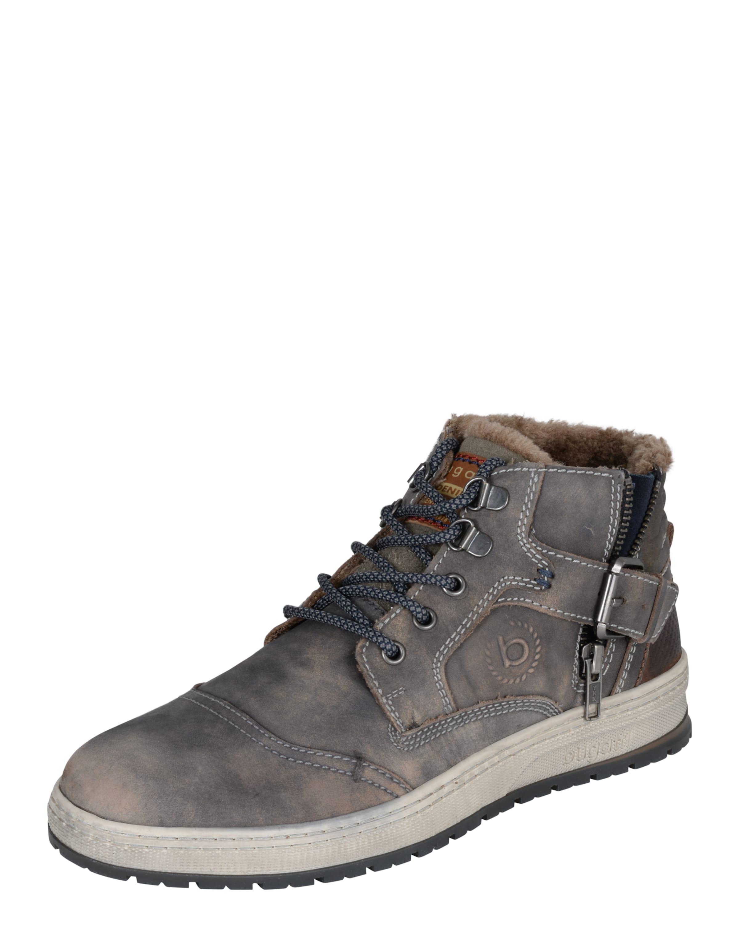 bugatti Sneaker mit Schnalle Verschleißfeste billige Schuhe