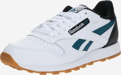Reebok Classic Nízke tenisky - čierna / biela, Produkt