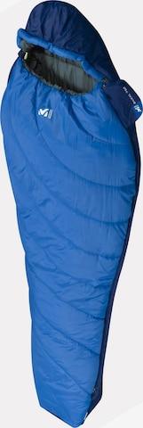 MILLET Sleeping Bag 'Baikal 750 Reg' in Blue