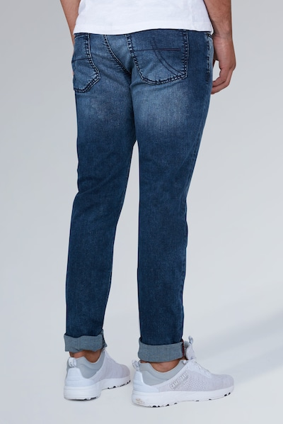 CAMP DAVID Jeans 'NE:SO' in blue denim, Produktansicht